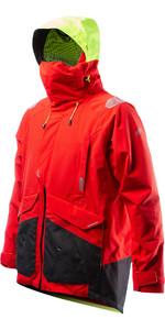 2020 Zhik Mens Apex Offshore Sailing Jacket JKT0450 Fire Red