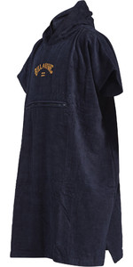 2020 Billabong Changing Robe / Poncho U4BR10 - Navy