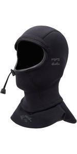 2021 Billabong Furnace 2mm GBS Wetsuit Hood Z4HD11 - Black