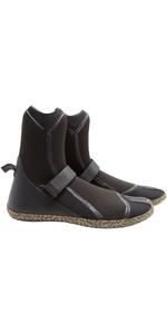 2021 Billabong Furnace 3mm Hidden Split Toe Wetsuit Boot Z4BT10 - Black