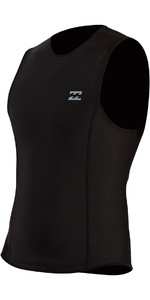 2021 Billabong Mens Absolute 2mm Wetsuit Vest W42M66 - Black