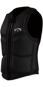 2021 Billabong Mens Anarchy Wakeboard Impact Vest W4VS54 - Black