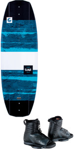 2021 Connelly Junior Surge Wakeboard w /  Optima Boots Package