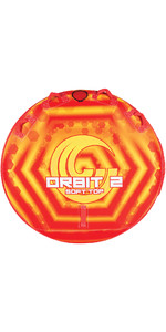 2021 Connelly Orbit 2 Soft Concave Deck Tube CN-TU-OR2-18