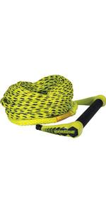 2021 Connelly Proline Sport 75ft Wakesurf Line & Handle 83190001 - Volt