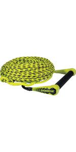 2021 Connelly Proline Sport 75ft Wakesurf Line & Handle w /  1 section 83190001 - Volt