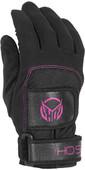 2021 HO Womens Pro Grip Gloves - Black