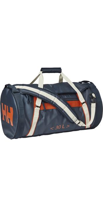 2021 Helly Hansen Duffel Bag 2 30L 68006 - Navy