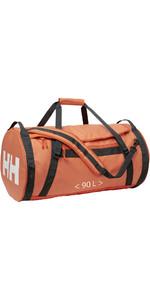 2021 Helly Hansen Duffel Bag 2 90L 68003 - Cherry Tomato