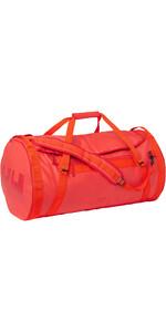 2021 Helly Hansen HH Duffel Bag 2 50L 68005 - Alert Red