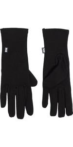 2021 Helly Hansen Lifa Merino Glove Liner 68084 - Black