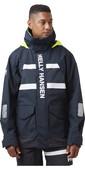2021 Helly Hansen Mens Salt Coastal Jacket 30221 - Navy