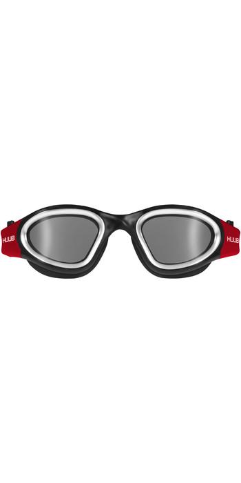2021 Huub Aphotic Photochromatic Goggles A2-AGBR - Black / Red