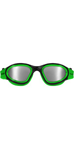 2021 Huub Aphotic Polarised Mirror Goggles A2-AGG - Green