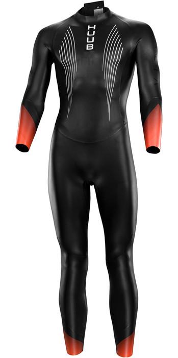 2021 Huub Mens Alta Wetsuit ALT24 - Red