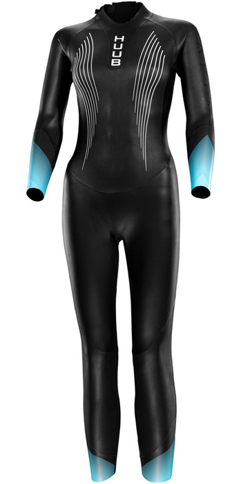 2021 Huub Womens Alta Wetsuit ALT24W - Aqua