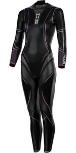2021 Huub Womens Aura 2 Wetsuit AUR233S - Purple