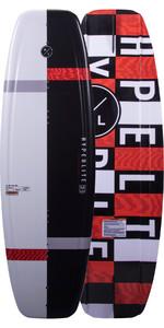 2021 Hyperlite Motive Wakeboard H20MO - Black /  Red
