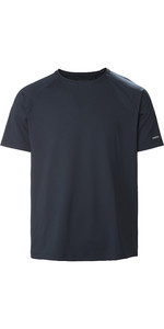 2021 Musto Mens Evo Sunblock Short Sleeve Tee 2.0 81154 - True Navy 81154