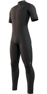 2021 Mystic The One Short arm 3/2mm Zipfree Wetsuit 210111 - Black