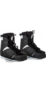2021 Mystic Vice AK Kitesurfing Boots 190147 - Black
