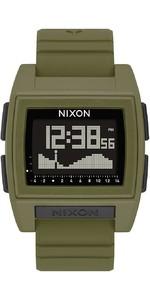 2021 Nixon Base Tide Pro Surf Watch 1085-00 - Surplus