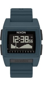 2021 Nixon Base Tide Pro Surf Watch 2889-00 - Dark Slate