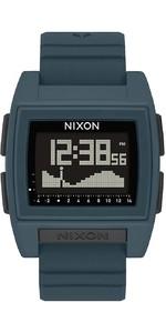 2021 Nixon Base Tide Pro Surf Watch 2889-00 - Dark Slate