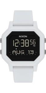 2021 Nixon Siren Surf Watch 100-00 - White