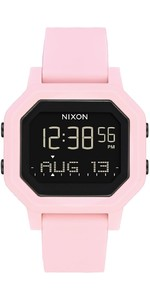 2021 Nixon Siren Surf Watch 3154-00 - Pale pink