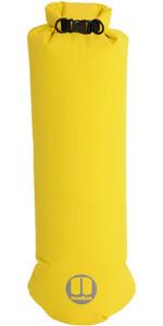 2021 Nookie Max 35L Dry Bag AC010 - Yellow / Orange