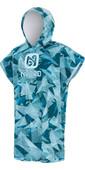 2021 Nyord Futures Change Robe / Poncho ACC0004 - Blue