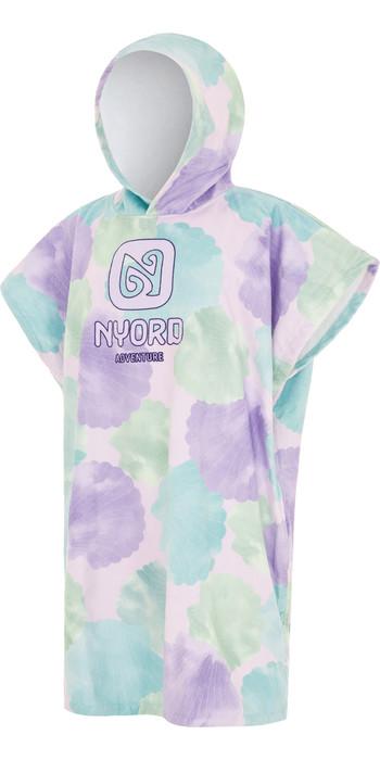 2021 Nyord Shells Change Robe / Poncho ACC0002 - Lilac