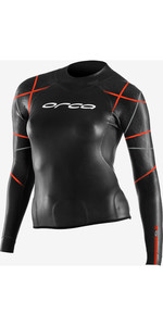 2021 Orca Womens RS1 Openwater Top LN625 - Black