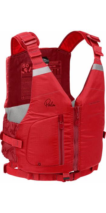 2021 Palm Meander Highback 50N Buoyancy Aid 12643 - Flame