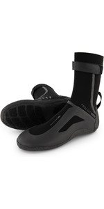2021 Prolimit Hydrogen Polar 6/5mm Round Toe Wetsuit Boot 10200 - Black