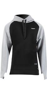 2021 Prolimit Mens 1.5mm Wetsuit SUP Hoody 14410 - Black / Grey