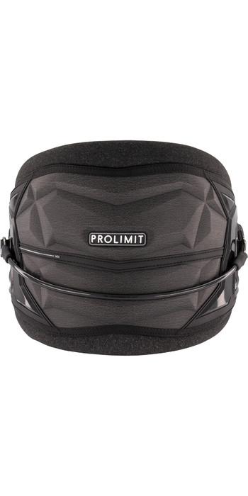 2021 Prolimit Vex Kite Waist Harness 01200 - Hex Black