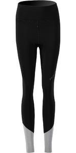 2021 Prolimit Womens Airmax 2mm Wetsuit SUP Trousers 14730 - Black / Light Grey