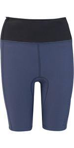 2021 Prolimit Womens Quick Dry Printed Shorts 14790 - Slate / Black