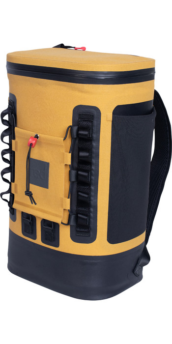 2021 Red Paddle Co Insulated Cooler Backpack 15L Back Pack 0060000033 - Mustard
