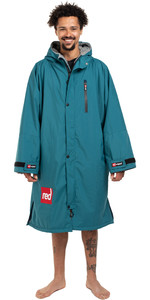 2021 Red Paddle Co Mens Long Sleeve Pro Change Jacket 002-009-006-0077 - Teal