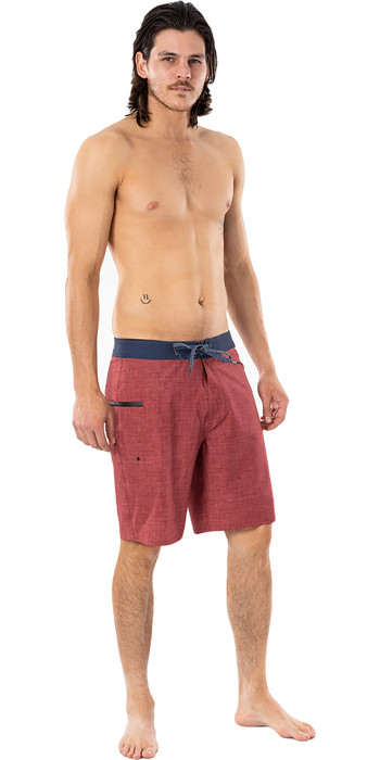 2021 Rip Curl Mens Mirage Core Boardshorts CBOCH9 - Washed Red
