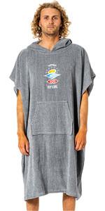 2021 Rip Curl Wet As Change Robe Poncho CTWCE1 - Grey