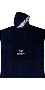 2021 Roxy Womens Stay Magical Change Robe / Poncho ERJAA03828 - Mood Indigo