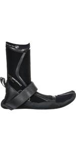 2021 Roxy Womens Performance 3mm Split Toe Wetsuit Boot ERJWW03017 - Black