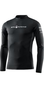 2021 Sail Racing Mens Reference Long Sleeve Rash Vest 40601 - Carbon