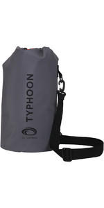 2021 Typhoon Osea 12L Dry Cool Bag 360370 - Graphite / Black
