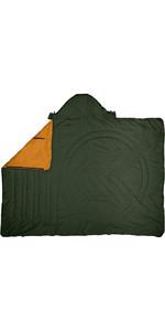 2021 Voited Recycled Ripstop Travel Blanket V20UN01BLPBT - Desert / Tree Green