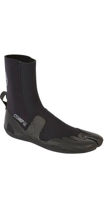 2021 Xcel Comp 3mm Split Toe Wetsuit Boots AN36COM7 - Black